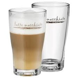 WMF Latteglas 2er Set